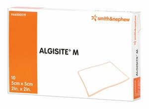 Повязки для поддержания оптимального уровня увлажненности раны ALGISITE M