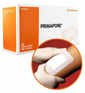 Послеоперационные повязки PRIMAPORE
