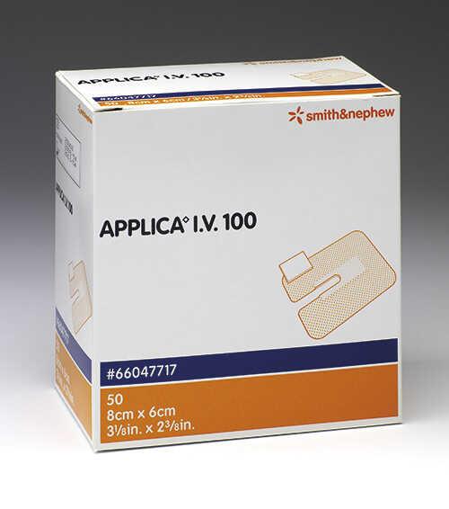 Катетерные повязки APPLICA I.V.100